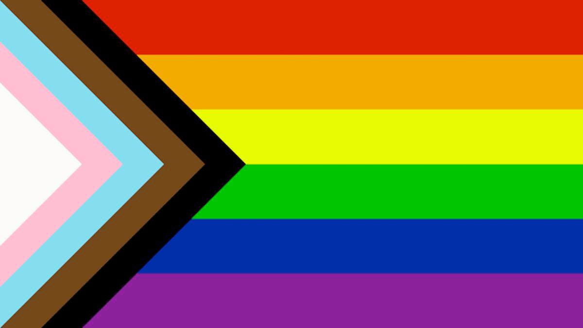 Inclusive Flag